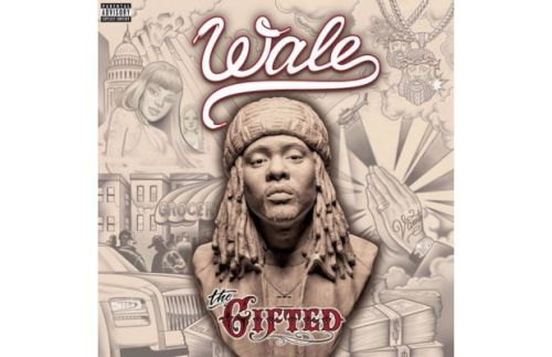 Wale/ Gifted Cover Art