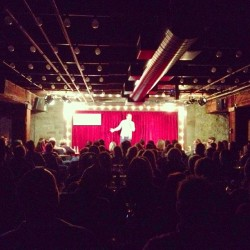 James Adomian #minneapolis #comedy (at Acme Comedy Company)