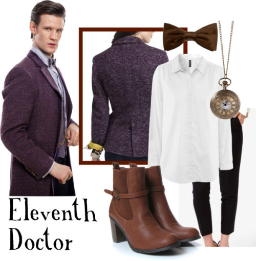 "Eleventh Doctor from ""The Bells of Saint John"" for women Buy it here!"