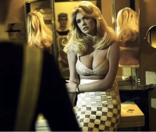 Kate Upton gets Sixties sexy in the latest issue of V magazine. Click the pic for more photos!