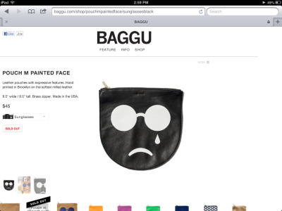 Check out this bag company called Baggu. Awesome canvas and leather goods. Definitely has Swag #youngandcultured
