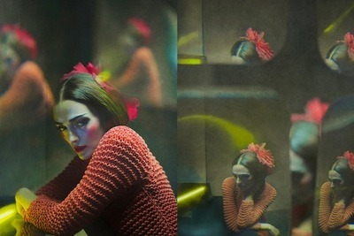 Eugenio Recuenco Recreates Picasso's Women