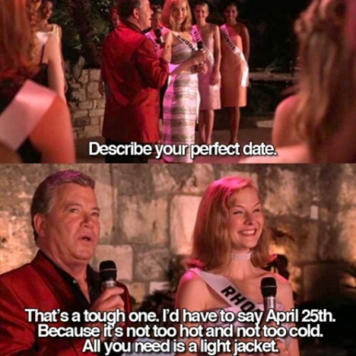 Happy April 25th :) #MissCongeniality #Smile #April25th #Pageant