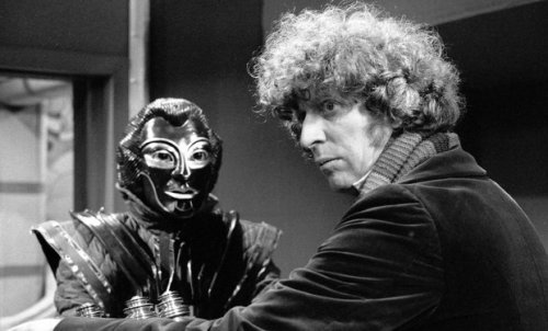 "Doctor Who at 50: BFI announces The Robots of Death UK screening for April   via Radio Times:   The first two events at the BFI Southbank, London, were a massive success: An Unearthly Child in January and The Tomb of the Cybermen last weekend. Tickets for the Jon Pertwee story The Mind of Evil (10 March) sold out in minutes. But – many were asking – which serial would be selected to represent Tom Baker from his diverse seven-year tenure?  ""Genesis, Talons, Zygons or Pyramids? How to choose just one story from the era of the fourth Doctor has to be the cruellest choice of all,"" says BFI programmer Justin Johnson, contacting us between screenings at the ""chilly"" Berlin Film Festival. ""In the end, we went for this fine story with Tom Baker at his sparkling best and four episodes of sheer joy… I just wish we had a venue with 20,000 seats!!""        First shown in 1977, The Robots of Death has long been a fan favourite. A suspenseful, beautifully designed four-parter, it features Tom Baker in his prime, with the always brilliant Louise Jameson as Leela, the Doctor's leather-clad ""noble savage"" companion. The adventure unfolds aboard a gigantic mobile Sandminer, run by a small band of humans whose robot servants suddenly become homicidal… The date and time of the event are now fixed: Saturday 20 April, 2.00pm. Guests are still to be finalised."