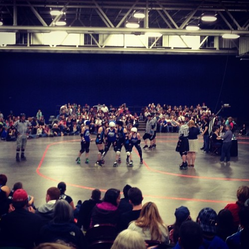 Harbor City Roller Dames.