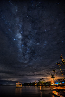 senerii:   Milky Way @ Kuala Penyu Sabah by Sam's Digital Shoe Box on Flickr.