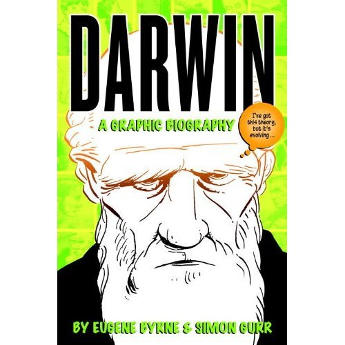gurroo:  Hey America! DARWIN: A GRAPHIC BIOGRAPHY by @eugenebyrne & me, is out from @SmithsonianBook TODAY!It's a huge privilege to be published by the Smithsonian and I'm delighted that our book is finally available in the US, where there has been so much demand for it.I'll blog more in the next few days, but meanwhile please read Eugene's post, or read a review. [Reblogs & retweets would be very welcome :-) ]