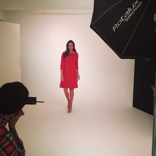 Dobbin Spring 13 Sneak Peek  Studio Shoot