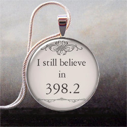 398.2 is the fairy tale section for the Dewey Decimal System VIA