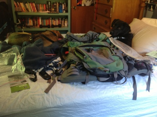 T-minus Ten DaysI'm starting to organize my pack and double-check that I have everything I need. It's a big pack,…View Post