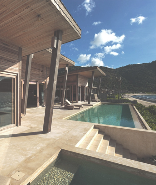 visualcocaine:  Six Senses Con Dao, Vietnam.