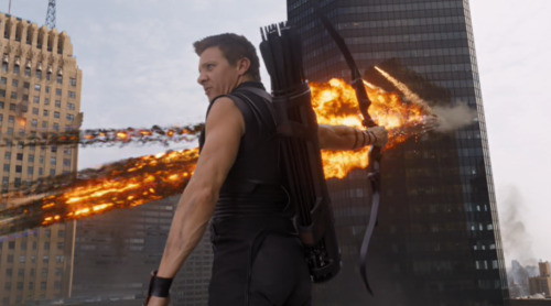 "hawkeyesmyguy:   Agent Clint Barton (code-name: ""Hawkeye"")  For those who say he's a lousy hero or an unnecessary character. You're wrong."
