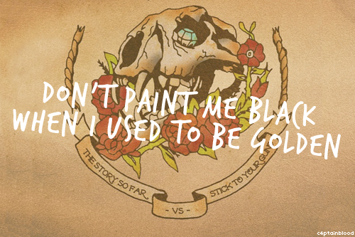 c4ptainblood:  The Story So Far // Clairvoyant