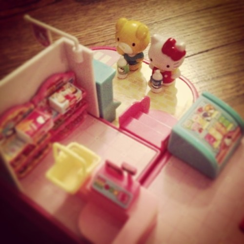Tiny shop #hellokitty