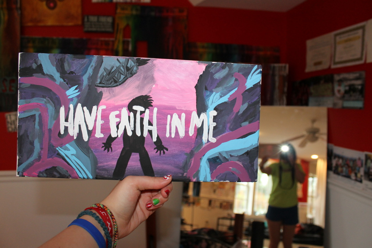 bloqrate:  germanee:  cr4zy-glue:  curlycanadianswag:  painted this last night holla  please  I FUCKING LOVE THIS SONG , AND THIS DRAWING IS PERFECT LIKE HOW OMGAWD  i love adtr so much its not even funny. this pic is perf ok