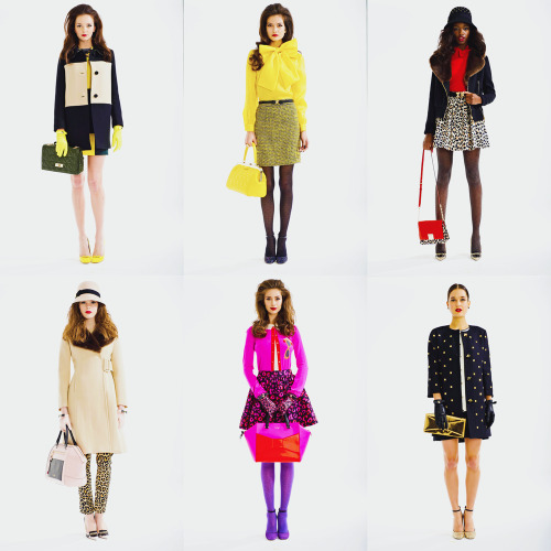 vega-ofthe-lyre:  FALL 2013 RTW | KATE SPADE NEW YORK