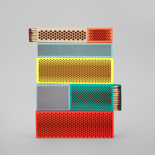 krgkrg:  Matchboxes by Shane Schnek