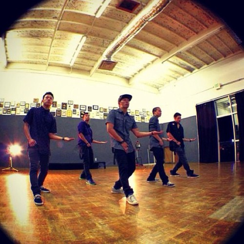 jeiteerei:  New video soon yay #dance #dancelife #choreography #miguel #nst8