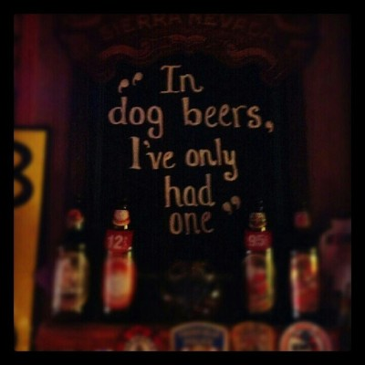 #chalkboard more like #chalkbored #barhumor #mybar #beertending #beer #hashtag #thafug (at Tavern on Main)