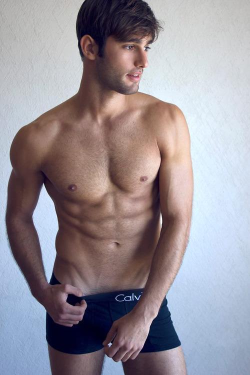 Dan roberts in underwear