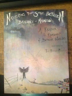 zine of the day—Navigating the Space between Brilliance and Madness: A reader & roadmap of bipolar worlds
