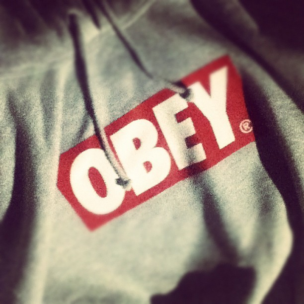 Finally I got it :D #Obey