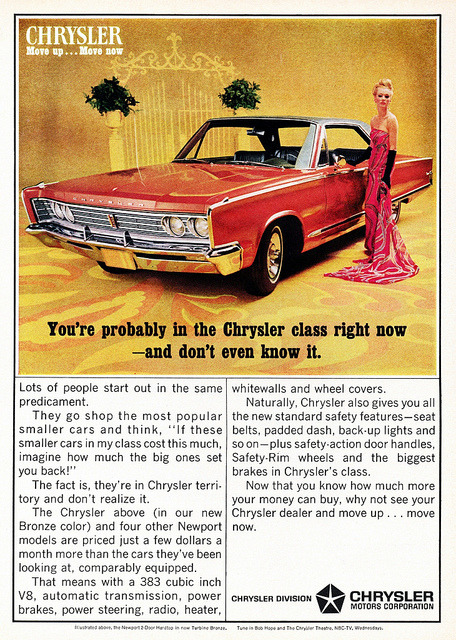1966 Chrysler Newport 2-Door Hardtop by aldenjewell on Flickr.1966 Chrysler Newport 2-Door Hardtop