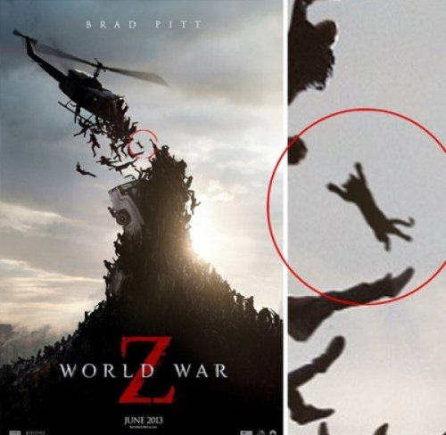 collegehumor:  World War Z Has Zombie Cats Meow I've gotta see this movie.