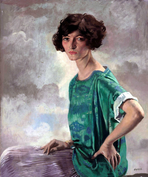 ffactory: Portrait of Gertrude Sanford, William Orpen, 1922 Sanford Legendre (1902–2000) was an American socialite who served as a spy during World War II. She was also a noted explorer, big-game hunter, environmentalist, and owner of Medway plantation in South Carolina.