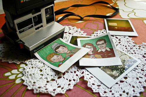 The Polaroid Project is back up! by dannybrito on Flickr.
