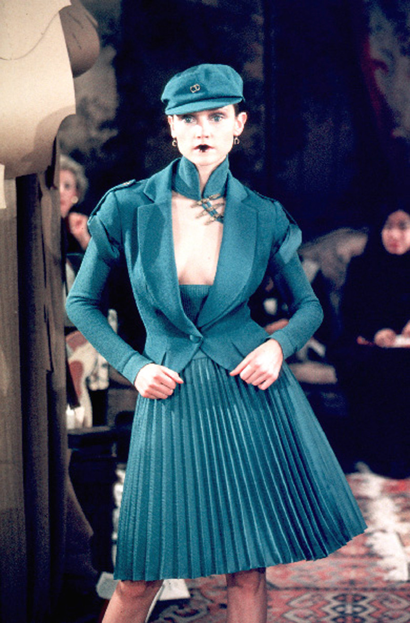 riccardorussoep:  John Galliano for Christian Dior Spring Summer 1999 Ready-to-Wear