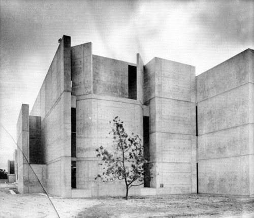 uurrss:  Jonas Salk Institute, La Jolla, California, 1960-63 Louis Kahn