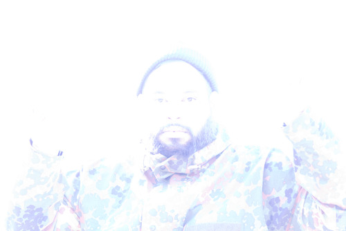 Antwon. Sometimes blown out photos turn out looking rad…