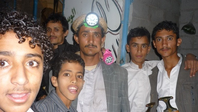Who Is Causing the Blackouts in Yemen? As the Arab Spring hit Yemen in 2011, urban Yemenis called for an end to Ali Abdullah Saleh's three-decade reign in power. They also saw the end of their reliable access to electricity.  The situation bottomed out in late summer, as 23 hour long power cuts during Ramadan left fatigued Yemenis struggling to negotiate dimly lit iftar meals at night. Improvements sharply sped up when Saleh's successor, Abdo Rabbu Mansour Hadi, took office. Nevertheless, this week finds Sanaa thrown back into the darkness. In 2011, there was a widespread rumor that the power outages weren't accidental. Conspiracy theorists were vindicated last May when, following Saleh's flight to Saudi Arabia for medical treatment, Sanaa saw its first full day of power in weeks. The blackouts returned, of course, and soon were worse than ever. In those literal and metaphorical dark days, it wasn't hard to imagine the embattled leader was the one behind the power cuts; the minarets of Saleh's monumental Mosque, lit by a self-contained generator system, seemed to loom over the city, as if he was giving us all the finger. Months after Saleh left power, the Minister of Electricity was still blaming him for acts of sabotage. For their part, Saleh's political allies have often made similar accusations against their opponents. Honestly, I wouldn't be shocked if both sides were guilty. Continue