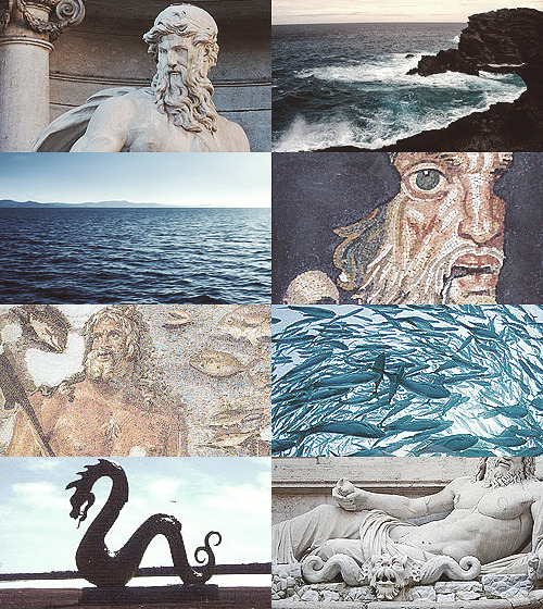 MYTHOLOGY MEME  » four titans » oceanus [4/4]