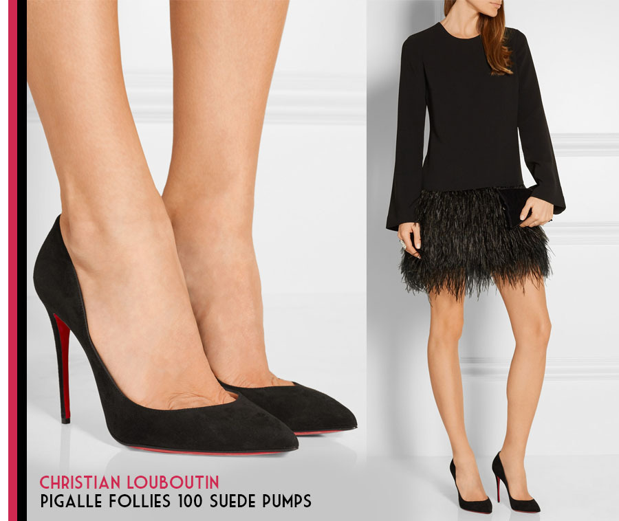 9da702653b0 red white and blue lou boutins shoes christian louboutin pigalle follies  suede