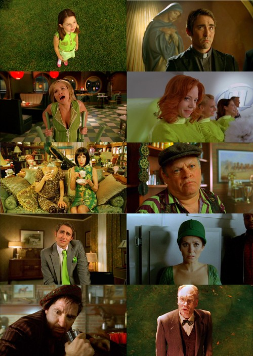dreamimpossibledream:  Happy St. Patrick's Day!!~ Pushing Daisies Style ~