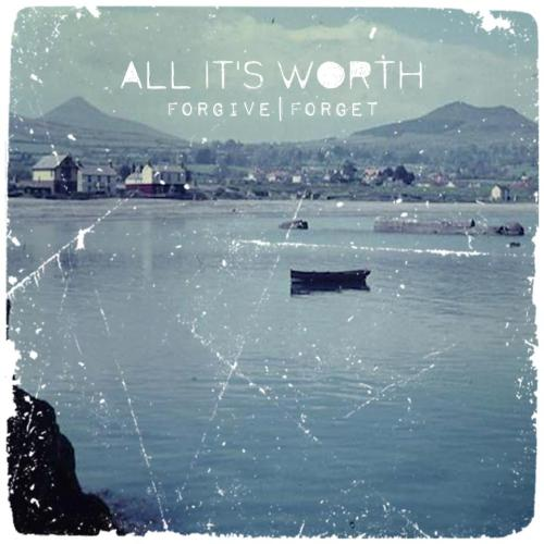 The All It's Worth EP is now available for Pre-Order.  This is a first pressing of 50 tapes 25 pink and 25 black. Both tapes will have different covers. http://guyswithbeardsrecords.bigcartel.com/
