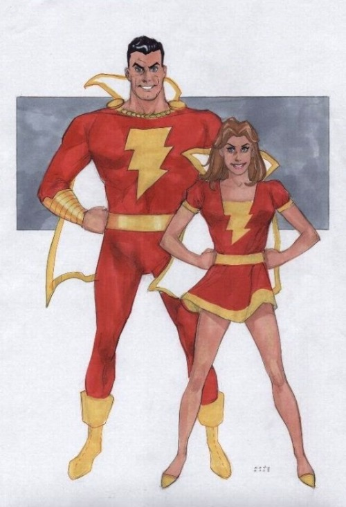 Billy 'n Mary by Noto.