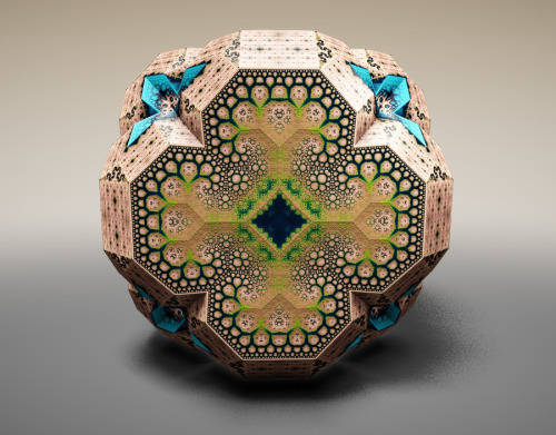 Fabergé Fractals by Tom Beddard