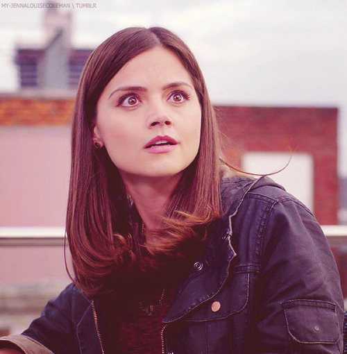 my-jennalouisecoleman:  Brand New Still from The Bells of Saint John