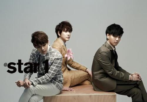 Super Junior KRY - @Star1 Magazine March Issue '13