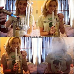 coralreefer420:  Final dab in California before leaving for Colorado! Back in the bay next week.
