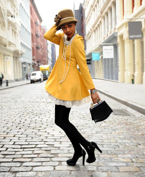 damionkare:SOHO, New York CityPhotographer: Damion ReidModel: Jasmine SchuttStylist: Crystal Gardnerhttps://www.facebook.com/pages/Beauty-of-the-Black-Woman/1400572206821692BGKI - the #1 website to view fashionable &amp stylish black girlsshopBGKI today