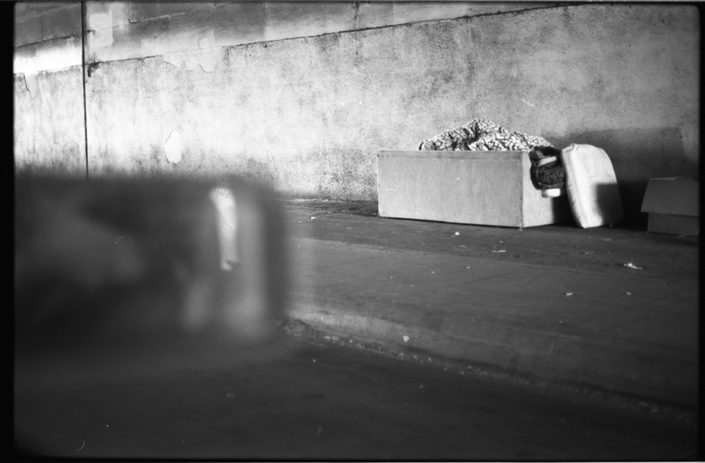 underpass-out / 35mm los angeles / california / by kayven
