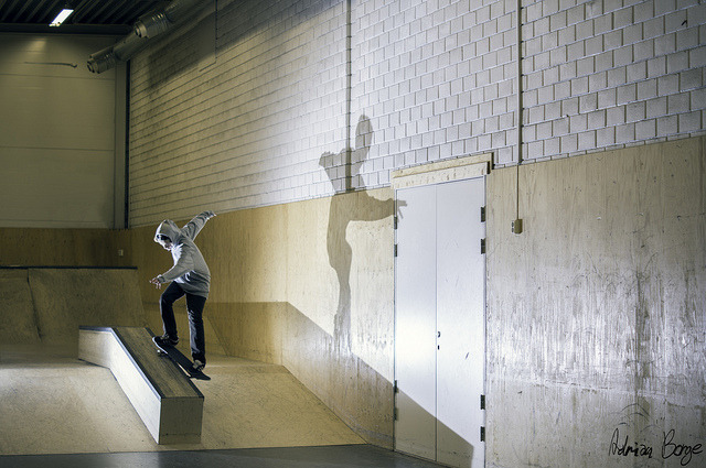 Martin Bredal, fs smith by Adrianborge on Flickr.