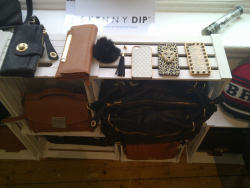 Handbags and purses from the republic press day :)
