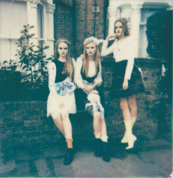 wonderland-sincity:    ◆ soft grunge, vintage, models ◆