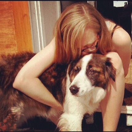 the most wonderful dog in the world, i miss you so much every day but you still make me so happy with memories of your long, loving life with us <3