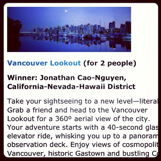 Watch out Vancouver, J-Cao is on the lookout! #alwayswinning #cnhcki #ckiICON #whodoichoose #vancouver #cki